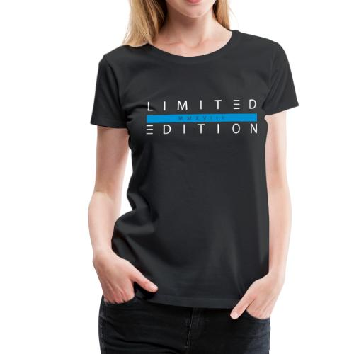 LIMITED EDITION MMXVIII   FRAUEN T-SHIRT - Frauen Premium T-Shirt