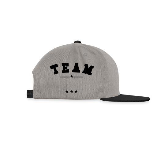 StarRow Cap X - Snapback Cap