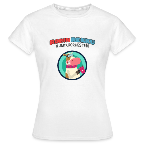 Naisten Robin Rekku t-paita - Naisten t-paita