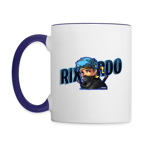 Rixordo Tasse - Tasse zweifarbig