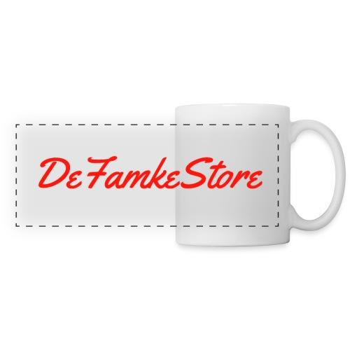 DeFamkeStore mok - Panoramamok