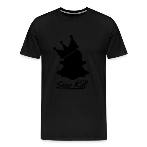 Snapkill premium t-shirt - Mannen Premium T-shirt