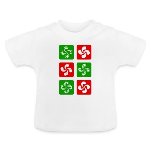 Croix Basques - T-shirt Bébé
