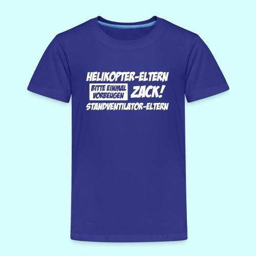 Helikopter-Eltern - Kinder Premium T-Shirt