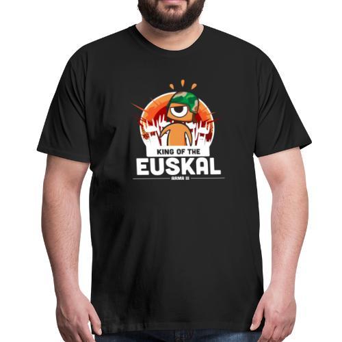 King Of The Euskal - Camiseta premium hombre