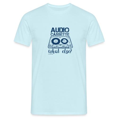 Audio Cassette - T-shirt Homme