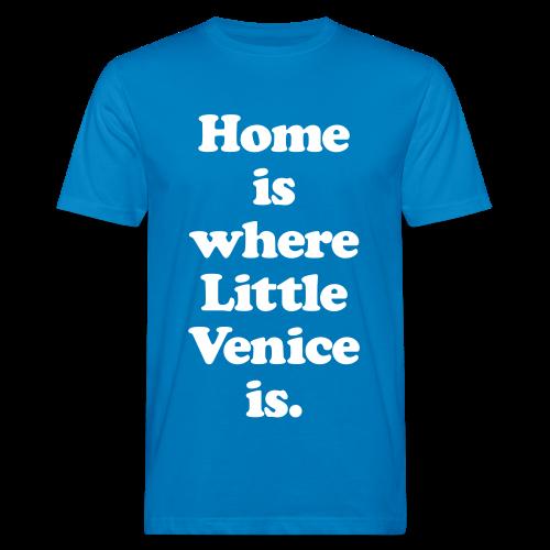 Little Venice - Herren BIO T-Shirt - 100% Baumwolle - #KLEINSTADT - Männer Bio-T-Shirt