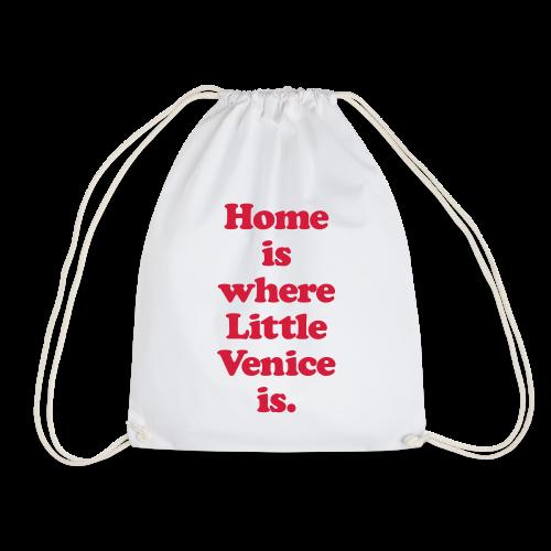 Little Venice - Turnbeutel -100%Baumwolle - #BMBRG  - Turnbeutel