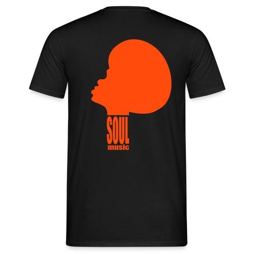 Soul music - T-shirt Homme
