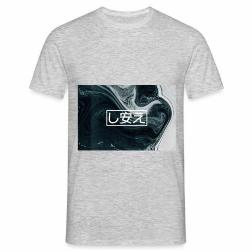 Aesthetic Liquify T-shirt - T-shirt Homme