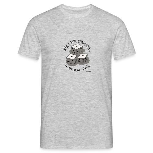 Critical fail - Men's T-Shirt