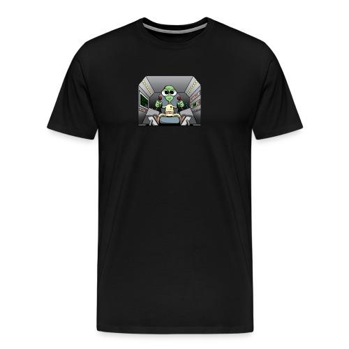 AlienCockpit - T-shirt Premium Homme