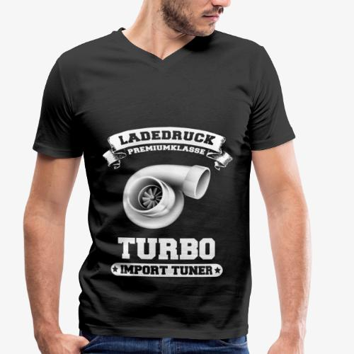 Import Tuner - Männer Bio-T-Shirt mit V-Ausschnitt von Stanley & Stella