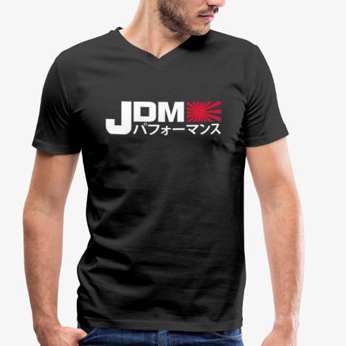 JDM - Männer Bio-T-Shirt mit V-Ausschnitt von Stanley & Stella