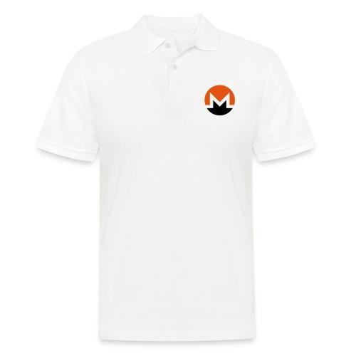 Monero Poloshirt - Mannen poloshirt