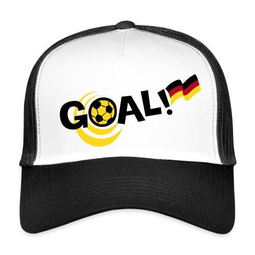 Goal - Deutschland - Trucker Cap