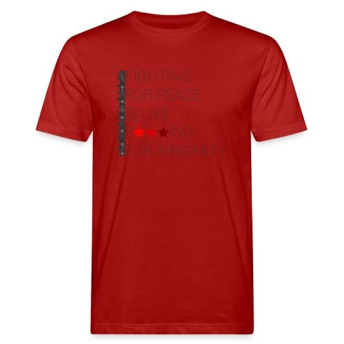 nur online ZKREEN Statement #3 - Men's Organic T-shirt