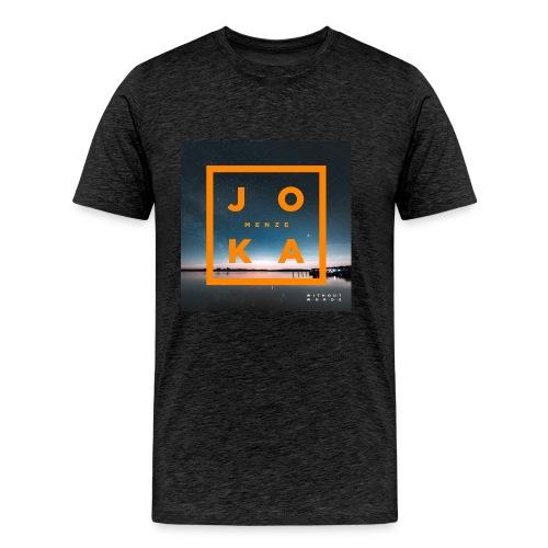 Joka Without Words Premium Tshirt - Männer Premium T-Shirt