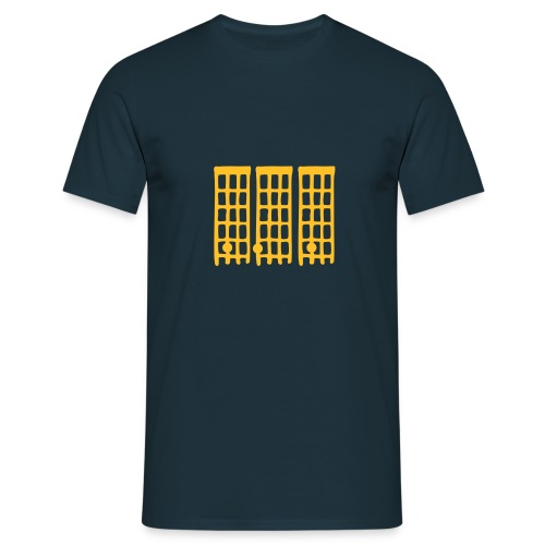 Bass Guitar DAD ! - Men's T-Shirt