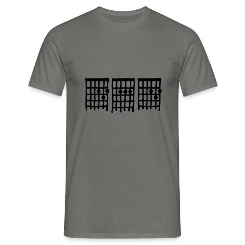 Guitar DAD ! - Men's T-Shirt