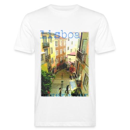 nur online ZKREEN Lisboa #1 - Men's Organic T-Shirt