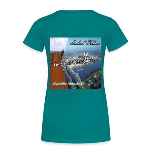 T-Shirt Premium Femme The Child of Happiness - T-shirt Premium Femme