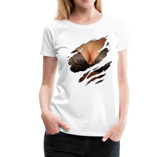 Boobs Life - Women's Premium T-Shirt