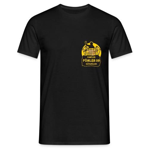 Pöhler 09 Gütersloh NEU kleines Logo - Standard Shirt - Männer T-Shirt