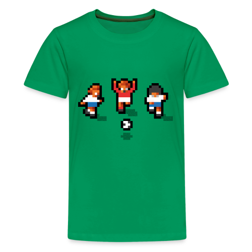 Pixelmeister England - Teenage Premium T-Shirt