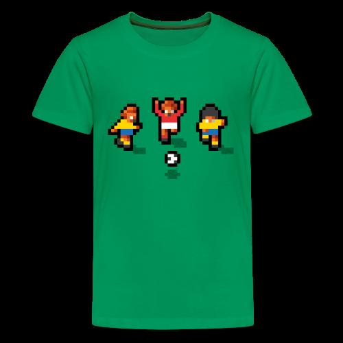 Pixelmeister Sweden - Teenage Premium T-Shirt