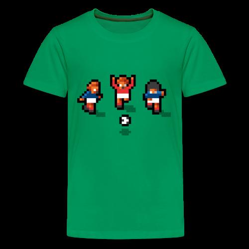 Pixelmeister France - Teenage Premium T-Shirt