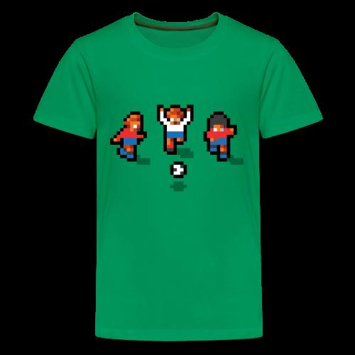 Pixelmeister Espania - Teenage Premium T-Shirt