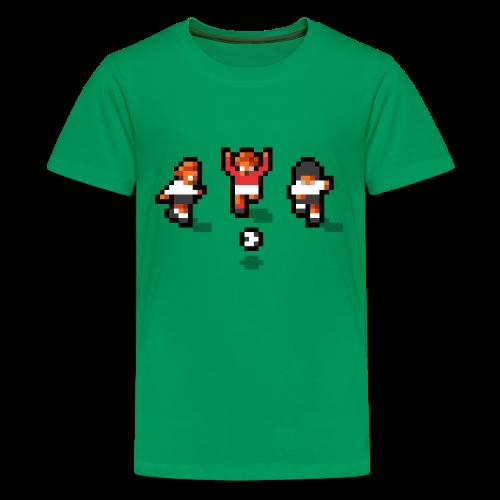 Pixelmeister Germany - Teenage Premium T-Shirt