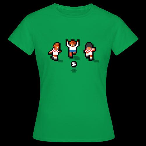 Pixelmeister Croatia - Women's T-Shirt