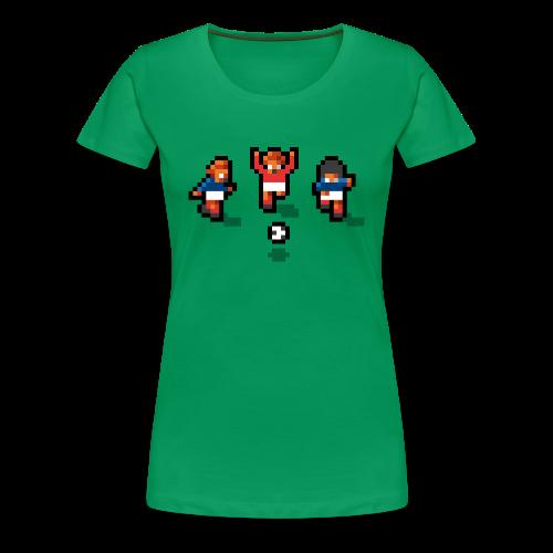 Pixelmeister France - Women's Premium T-Shirt