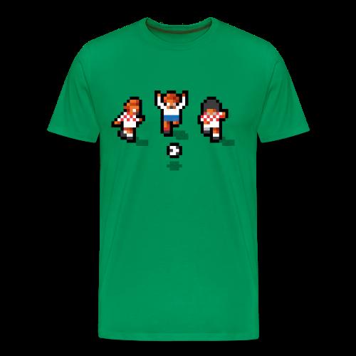 Pixelmeister Croatia - Men's Premium T-Shirt