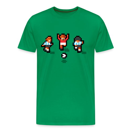 Pixelmeister Argentina - Men's Premium T-Shirt