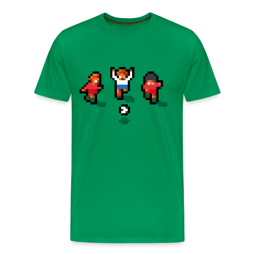 Pixelmeister Portugal - Men's Premium T-Shirt
