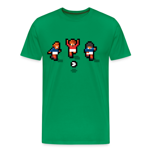 Pixelmeister France - Men's Premium T-Shirt