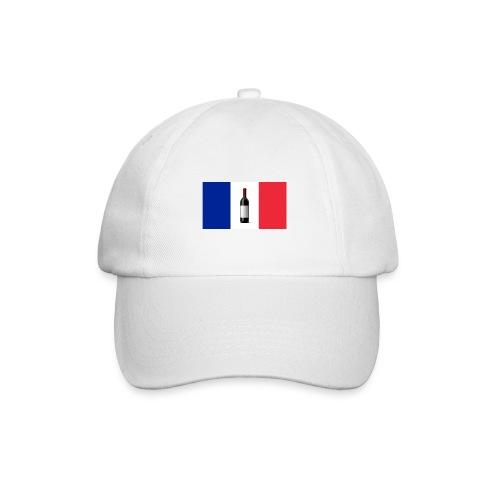 Casquette coupe du monde 2018 Bleu Blanc Vin rouge - Casquette classique
