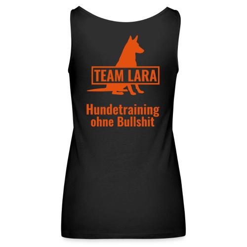 Team Lara NewTop - Frauen Premium Tank Top