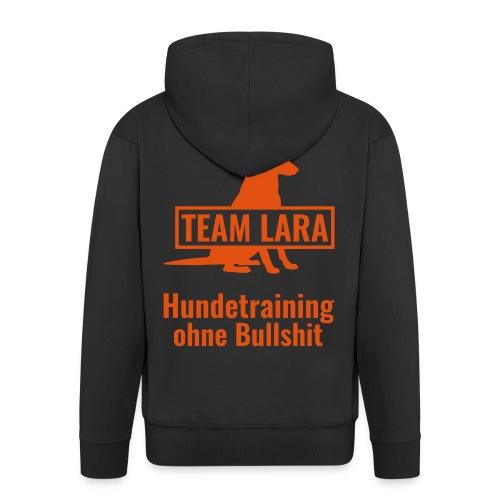 Team Lara NewJacket - Männer Premium Kapuzenjacke