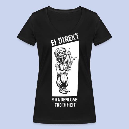 Schwarm Girlie T-Shirt V-Neck 2018 - Frauen Bio-T-Shirt mit V-Ausschnitt von Stanley & Stella