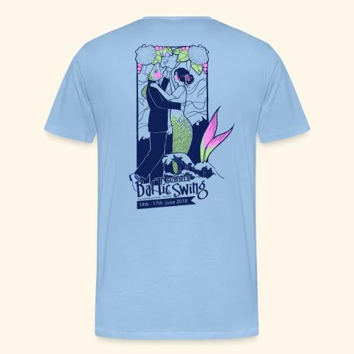 Bal Tic Summer Swing Festival 2018 - Männer Premium T-Shirt