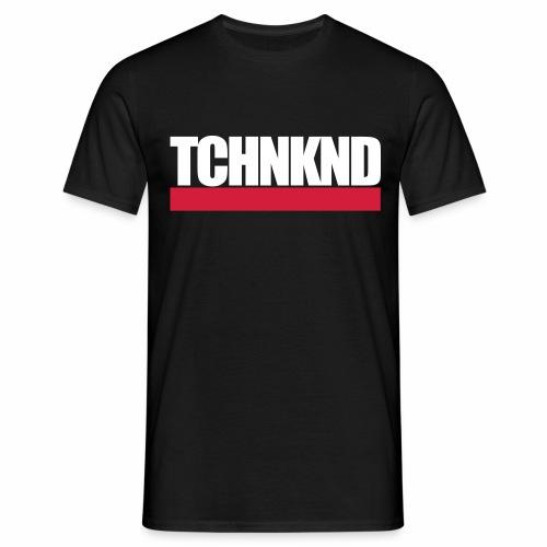TCHNKND - T-Shirt - Männer T-Shirt