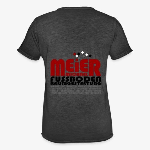 Modernes Vintage Shirt - Männer Vintage T-Shirt
