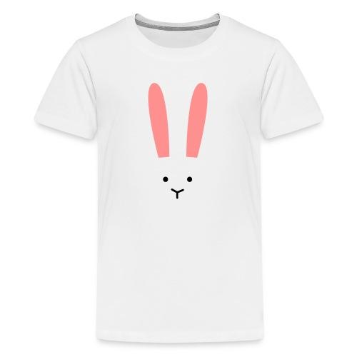 Secret Bunny - Premium-T-shirt tonåring