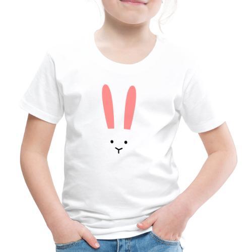 Secret Bunny - Premium-T-shirt barn