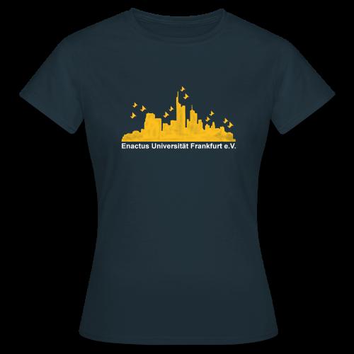 Frauen T-Shirt: Skyline  - Frauen T-Shirt