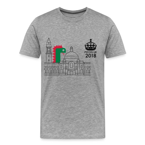 Premium 2018 T-Shirt Light - Men's Premium T-Shirt
